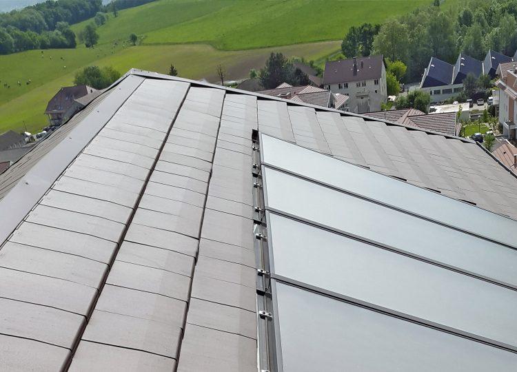 Germinal - panneaux solaires