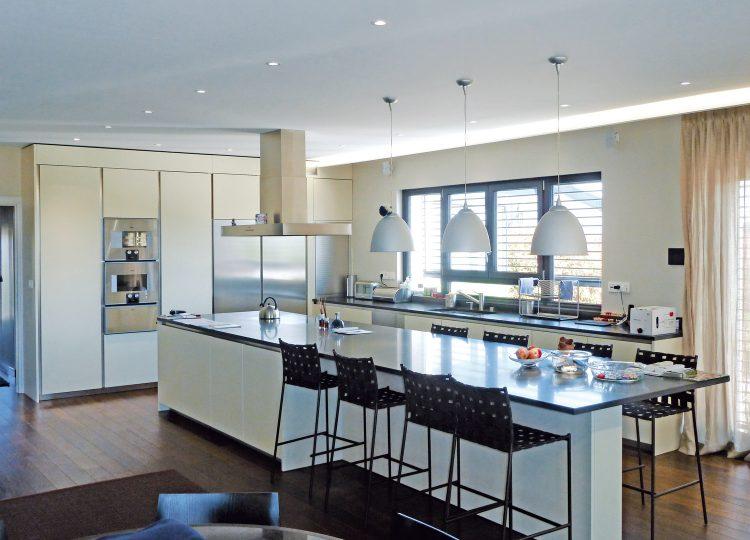 Germinal - Éclairage d'une cuisine